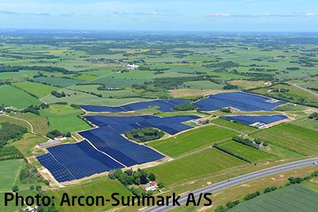 Solar Heating In Denmark Forside